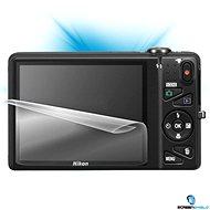 ScreenShield pro Nikon Coolpix S5200 na displej fotoaparátu - Ochranná fólie