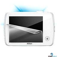 ScreenShield pro Nikon Coolpix S01 na displej fotoaparátu - Ochranná fólie