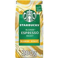 Starbucks Blonde Espresso Roast, zrnková káva, 200 g - Káva