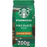 Starbucks Pike Place Espresso Roast, zrnková káva, 200 g - Káva