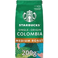 Starbucks Single-Origin Colombia, mletá jednodruhová káva, 200g