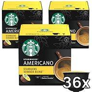 Starbucks by Nescafé Dolce Gusto Veranda Blend, 3 balení - Kávové kapsle