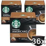 Starbucks by Nescafé Dolce Gusto House Blend, 3 balení - Kávové kapsle