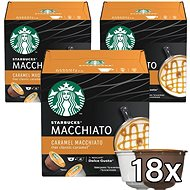 Starbucks by Nescafé Dolce Gusto Caramel Macchiato, 3 balení - Kávové kapsle