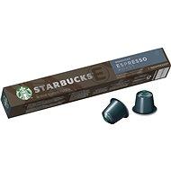 Starbucks by Nespresso Espresso Roast 10ks - Kávové kapsle
