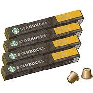 Starbucks by Nespresso Blonde Espresso Roast 10pcs; 4x
