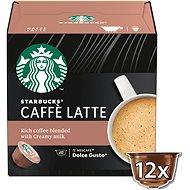 STARBUCKS® Caffe Latte by NESCAFE® DOLCE GUSTO® kávové kapsle 12 ks