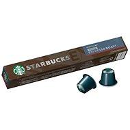 STARBUCKS® Espresso Roast Decaf by NESPRESSO® Dark Roast Kávové kapsle, 10 kapslí v balení, 57g - Kávové kapsle