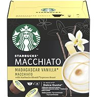 STARBUCKS® Madagaskar Vanilla Latte Macchiato by NESCAFE® DOLCE GUSTO® Kávové kapsle, 6+6 kapslí v b - Kávové kapsle