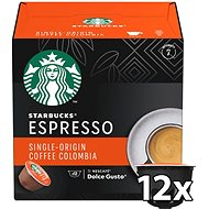 STARBUCKS® MEDIUM Single-Origin Colombia by NESCAFE® DOLCE GUSTO® kávové kapsle 12 ks