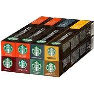 STARBUCKS BY NESPRESSO  MULTI PACK - Kávové kapsle