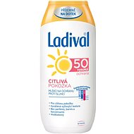 LADIVAL CITLIVÁ POKOŽKA OF 50 MLÉKO 200 ml - Opalovací mléko