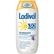 LADIVAL ALERGICKÁ POKOŽKA OF 30 GEL 200 ml - Opalovací mléko