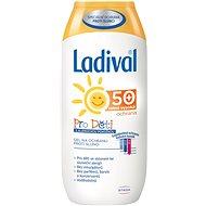 LADIVAL DĚTSKÁ ALERGICKÁ POKOŽKA OF 50+ GEL 200 ml - Opalovací mléko