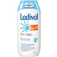 After Sun Cream Ladival Kids After Sun Moisturising Milk, 200ml - Mléko po opalování