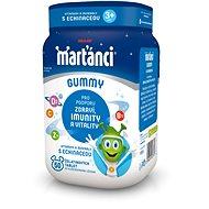 Marťánci Gummy echinacea 20 mg 50 tab - Multivitamín