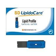 STANDARD DIAGNOSTICS Měřicí proužky pro kompletní Lipidový profil, bal. 10ks - Diagnostika