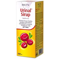 Urinal Syrup 150ml - Cranberries