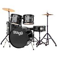 Stagg TIM122B BK - Bicí souprava