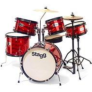 Stagg TIM JR 5/16B RD - Bicí souprava