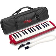 Stagg MELOSTA32 RD, Red - Melodica