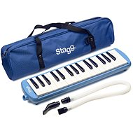 Stagg MELOSTA32 BL, Blue - Melodica