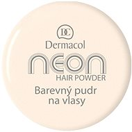 DERMACOL Neon Hair Powder No.7 - Gold 2,2 g - Pudr na vlasy