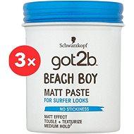 SCHWARZKOPF GOT2B Beach Boy 3× 100 ml