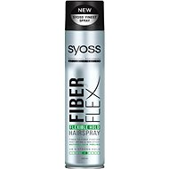 SYOSS Fiber Flex Hold  300 ml - Lak na vlasy