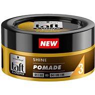 SCHWARZKOPF TAFT Looks Shine Pomade 75 ml - Pomáda na vlasy
