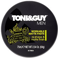 TONI&GUY Men Workable Matte Paste 75 ml - Pasta na vlasy