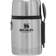 STANLEY Termoska se lžící Adventure series 500 ml nerez - Termoska