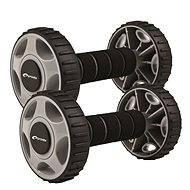 Spokey Double Wheeld - Posilovací kolečko