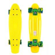 Street Surfing Beach Board Summer Sun, žlutý - Skateboard