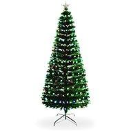 Jedle Přírodní s LED osvětlením 180 cm - Vánoční stromek