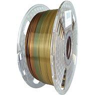 STX 1.75mm Silk PLA 1kg duhový - Filament