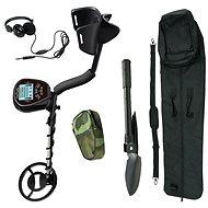 STX Complete set MD-830 metal detector + shovel + headphones + bag