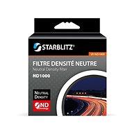 Starblitz neutrálně šedý filtr 1000x 58mm - ND filtr