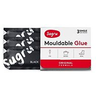 Sugru Mouldable Glue 3 pack - černé