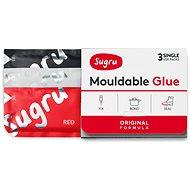 Sugru Mouldable Glue 3 pack - černé, bílé, červené - Lepidlo