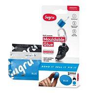 Sugru Mouldable Glue 3 pack - černé, bílé, modré - Lepidlo