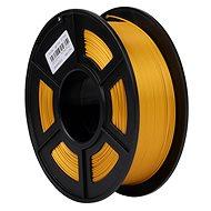Sunlu 1.75mm silk PLA 1kg  zlatá