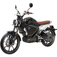 Super SOCO TC černá - Elektrická motorka