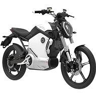 Super SOCO TS1200R Bílá - Elektrická motorka