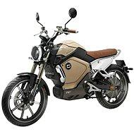 Super SOCO TC žlutá - Elektrická motorka