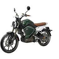 Super SOCO TC zelená - Elektrická motorka