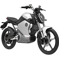 Super SOCO TS1200R stříbrná - Elektrická motorka