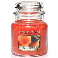 YANKEE CANDLE Classic střední 411 g Orange Splash - Svíčka