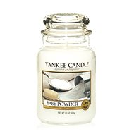 YANKEE CANDLE Classic Large Baby Powder 623g
