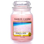 YANKEE CANDLE Classic Large 623g Pink Sands - Candle